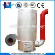 vertical fogão quente-explosão conectar com secador de sementes