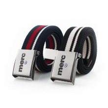 Bisheng factory made adjustable webbing waist belt