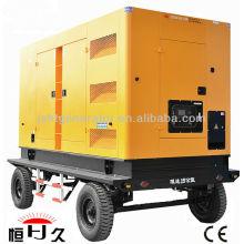 500KVA Mobile CUMMINS Diesel Electric Generator Set (GF360C)