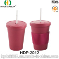 New Type Non-Fragile Biodegradable Bamboo Fiber Cup (HDP-2012)