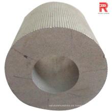 Perfil de extrusión de aluminio / aluminio y tubos de fricción en frío