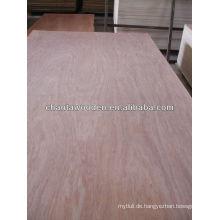 Niedrigster Preis UAE Markt kommerzielle Sperrholzplatte