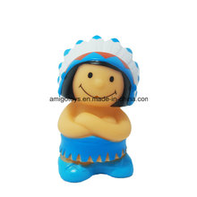 Plastic PVC Popular Cute Plastic Baby Toys for Sale