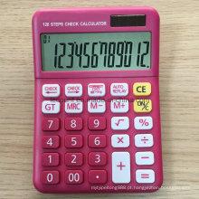 Calculadora eletrônica da energia solar de 12 dígitos (CA1222)