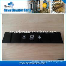 Aufzugs-Acrylplatte für Display