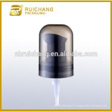 Pompe à lotion en plastique / pompe à crème 20mm / distributeur de pompe avec surcharge en PP