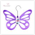PP пластичный бабочки-образная вешалка для одежды (29.5*24см)