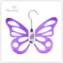 Cintre en plastique en forme de papillon PP (29.5 * 24cm)
