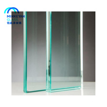 10mm 12mm thick flat tempered glass sheet