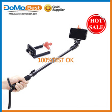 Popular gift in Europe selfie stick with bluetooth