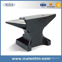 Fundición de China Personalizada Buena calidad Inversión yunque de acero fundido