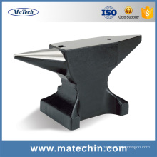 China Foundry Customized Good Quality Investment Cast Steel Anvil