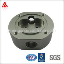 Fábrica personalizada de alta precisão casting + peças de usinagem CNC