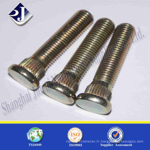 Chine Fabricant Jinrui High Quality Wheel Hub Bolt