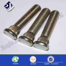China Manufacturer Jinrui High Quality Wheel Hub Bolt