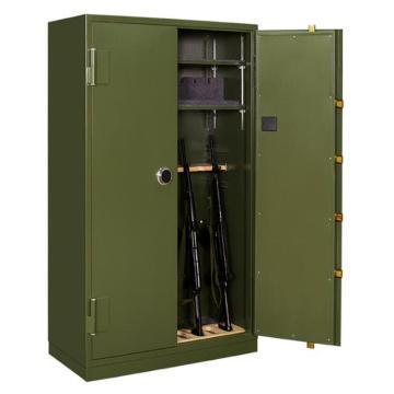 Armoire de sécurité militaire en métal pour armes à feu pour la vente en gros