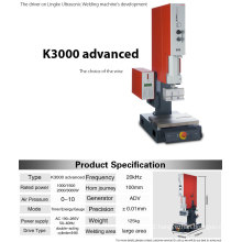 2000/3000W High-Grade Ultrasonic Plastic Welding Machine