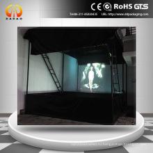 Прозрачная светоотражающая пленка 3-8 м