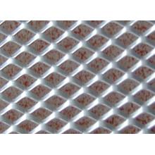 Malla de metal expandido de acero inoxidable / metal expandido