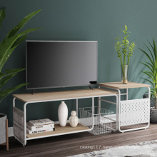 Stella TV center shelves
