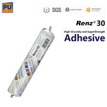 Renz30 высокая прочность ПУ герметик для автостекол