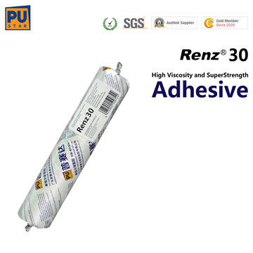 Renz30 High Strength PU Sealant for Autoglass
