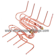 Copper Pipe Header for Air Conditioner