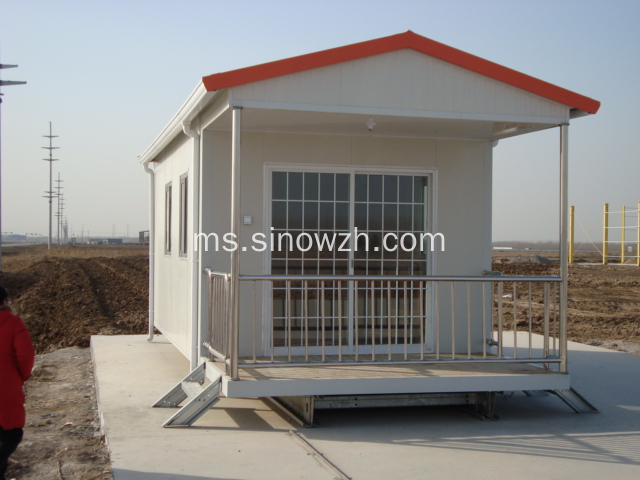 Rumah Prefabricated for Hutment