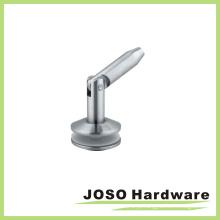 Suportes de conector de vidro a parede de aço inoxidável (BA402)