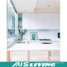 Mobília moderna com os armários de cozinha do TUP e do dissipador (AIS-K658)