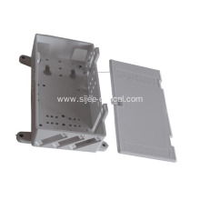 3 ports Wall Mounted Optic Socket