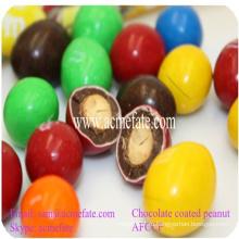 Шоколад с арахисом