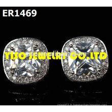 Bijoux de mariage Boucles d'oreilles en diamant