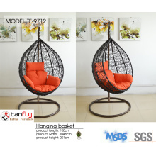 High quality Germany top selling patio swing egg chair replica.