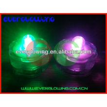 многоцветный водонепроницаемый светодиодные свечи горячая распродажа 2017