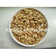 Fried amendoins salgados com alta qualidade