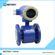 Chemical liquid electromagnetic flow meter china