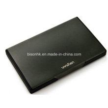 Titulaire de carte de crédit titane, titulaire de carte en provenance de Chine