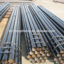 ASTM A106 Gr.B Sch40 BE. Ruß nahtloses Stahlrohr von Liaocheng Shandong China