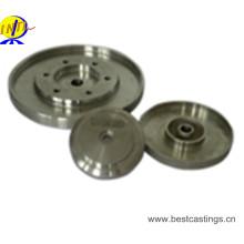ASTM / DIN / BS Fundición de acero inoxidable estándar con fundición de inversión