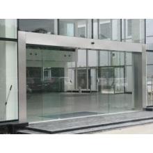 Carga Capacity4000kg * 2 Puerta automática resistente de plata