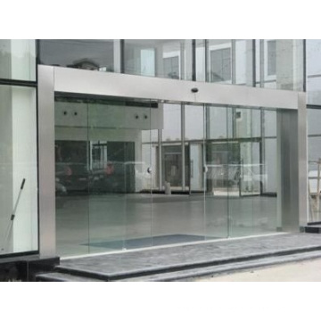 Loading Capacity4000kg*2 Silver Heavy Duty Automatic Door