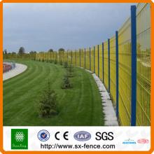 Powder coated Road Size Fence