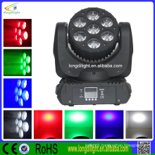 professional lighting 7*10W bee eye led moving head beam light