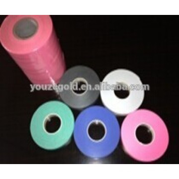 Máquina de PVC / PE TIE TAPE Impermeável não adesivo Fibra de plástico Plástico fitas