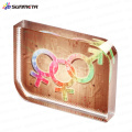 FREESUB Sublimation Crystal Photo Frame Wedding Gift