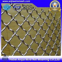 304 Edelstahl Stahl quadratischen Mesh mit CE & SGS