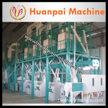 full automatic small semolina making machine
