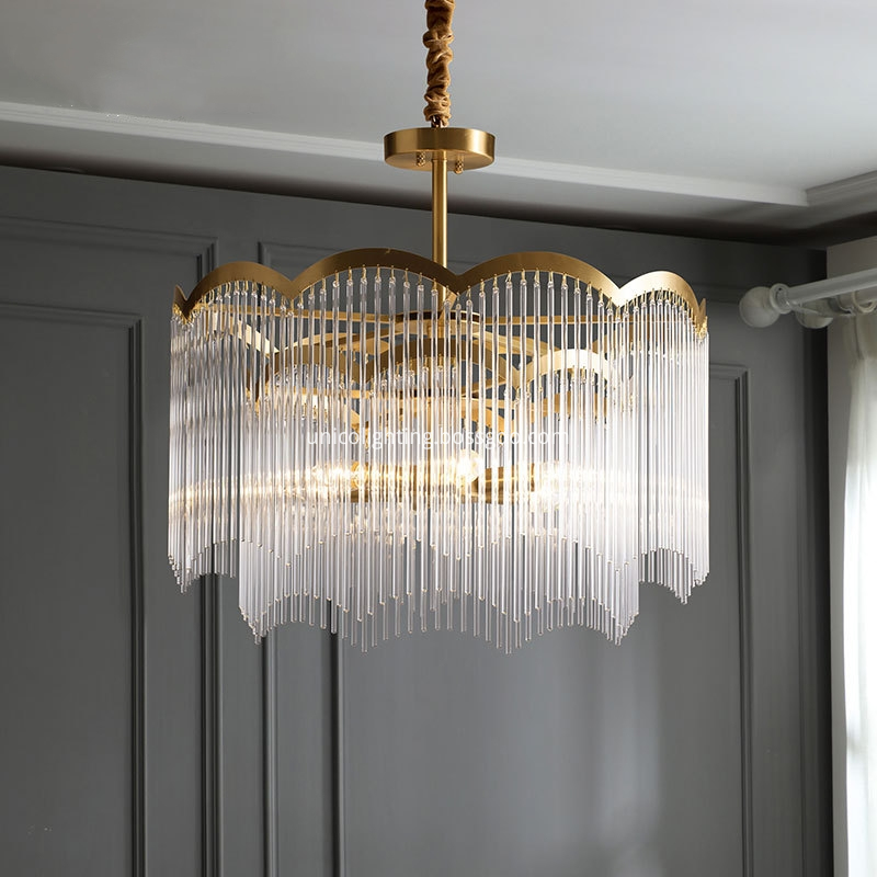 Applicantion Hanging Chandelier Lamp