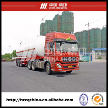 China Chemical Tank Trailer (HZZ9408GHY) with High Performance